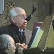 Διήμερο εκδηλώσεων προς τιμήν του μακαριστού πρωτοψάλτου Βόλου Μανώλη Χατζημάρκου